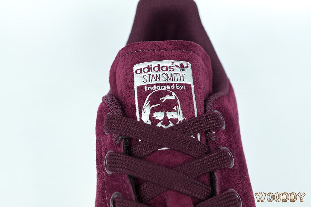 adidas Stan Smith Bordeaux