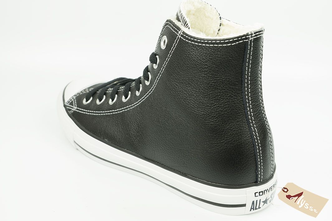 Converse CT Shearling Leather Hi