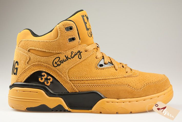 Ewing Guard Mid Moutarde
